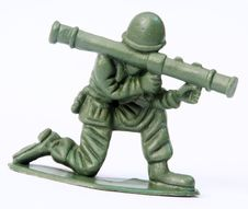 Free Toy Soldier Royalty Free Stock Images - 9016459