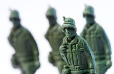 Free Toy Soldier Royalty Free Stock Image - 9016516