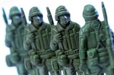 Free Toy Soldier Royalty Free Stock Photo - 9016525