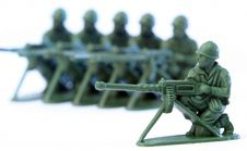 Free Toy Soldier Stock Images - 9016554