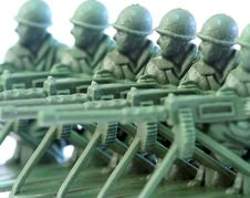 Free Toy Soldier Royalty Free Stock Photo - 9016565