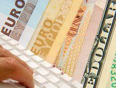 Free Internet Banking Royalty Free Stock Image - 9016696