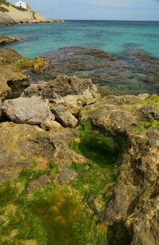 Free Beautiful Sea Stock Photography - 9017142