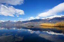 Free Lake Royalty Free Stock Image - 9018216