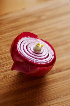 Free Detail Of Red Onion Stock Image - 9018231