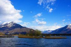 Free Lake Royalty Free Stock Image - 9018386