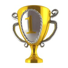 Free Trophy, Yellow, Award, Product Design Royalty Free Stock Photography - 90102407