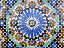 Free Moroccan Mosaic Stock Photos - 90153503