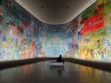 Free &x22;La Fée Electricité&x22;, Raoul Dufy, 1937. Musée D Art Moderne De La Ville De Paris, Palais De Tokyo. Stock Photos - 90153603