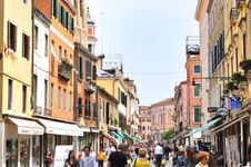 Free Venice Italy - Creative Commons By Gnuckx Royalty Free Stock Image - 90153636