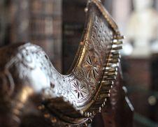 Free Harp Detail Royalty Free Stock Photo - 90153685