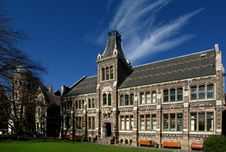 Free The Christchurch Art Centre. Stock Images - 90154124