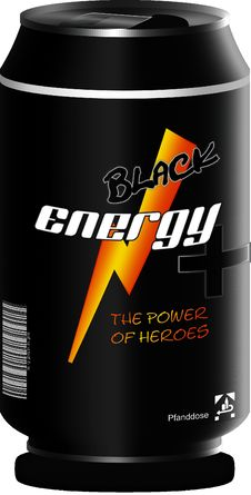 Free Product, Energy Drink, Product Design, Brand Royalty Free Stock Images - 90157139