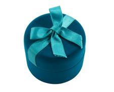 Free Round Gift Box Stock Photography - 9022542