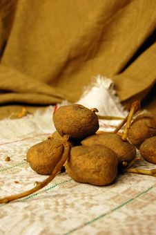 Free Potatoes Stock Images - 9023184