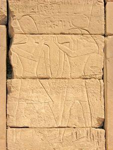 Free Pharaoh Ramses And The Sun God Ra Royalty Free Stock Images - 9023319