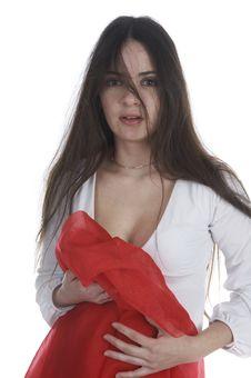Free The Sad Girl Royalty Free Stock Photos - 9024418