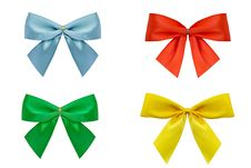 Free Gift Bow Royalty Free Stock Photography - 9025527