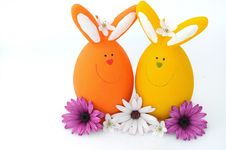 Free Candle Rabbit Royalty Free Stock Photo - 9025605