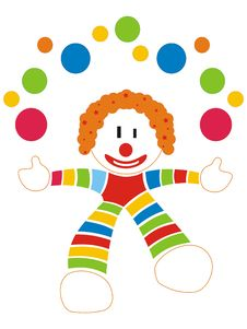 Free Clown Stock Images - 9026234