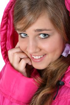 Free Winter Teen Royalty Free Stock Photos - 9028068