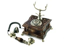 Free Old-fashioned Telephone Stock Images - 9028974