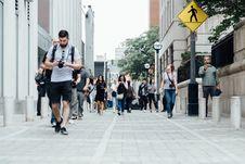 Free People Walking On Alleyway During Daytime Stock Photo - 90214560