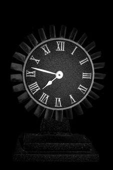 Free Analog Clock Royalty Free Stock Image - 90215316