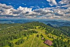 Free Scenic View Of Rural Landscape Royalty Free Stock Photos - 90280138