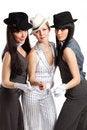 Free Trio Stock Photography - 9034052