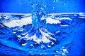 Free Frozen Splashes Royalty Free Stock Photo - 9036515