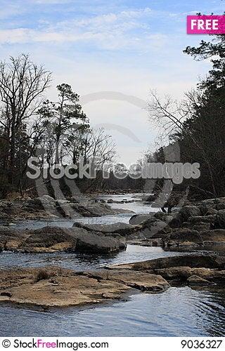 Downriver Stock Photo