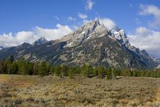 Free Grand Teton National Park Royalty Free Stock Photo - 9030035