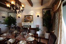 Free Dinning Room Stock Image - 9030521
