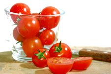 Free Red Tomato Series 3 Royalty Free Stock Photography - 9030757