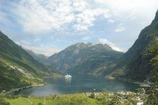 Free Geirangerfjord, Norway Royalty Free Stock Photo - 9031475