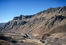Free Landscape Near Cachi ,Salta,Argentina Royalty Free Stock Images - 9031719