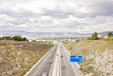 Free Highway View Stock Photos - 9032543