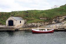 Free The Boathouse Stock Photo - 9032830
