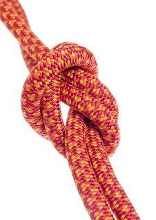 Climbing Rope Royalty Free Stock Photo