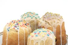Free Easter Cakes Royalty Free Stock Images - 9033119