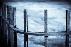 Free Fence Royalty Free Stock Photos - 9033178