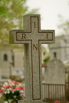 Free Catholic Grave Stock Photography - 9033462