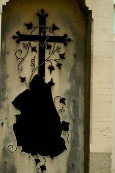 Free Catholic Grave Stock Image - 9033511