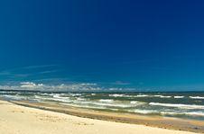 Free Bright Sunny Day, The Sea, The Sun, Sand, A Beach. Royalty Free Stock Photos - 9033728