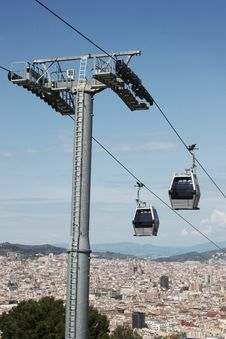 Free Barcelona Royalty Free Stock Image - 9033866