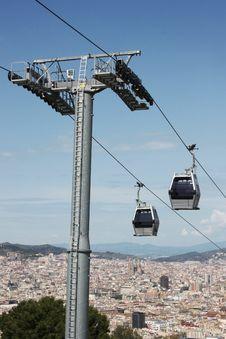 Free Barcelona Royalty Free Stock Image - 9033866