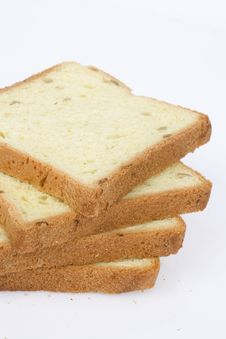 Free Slices Of Bread Stock Image - 9034011