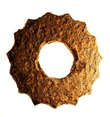 Free Rusted Cogwheel Royalty Free Stock Photography - 9034337
