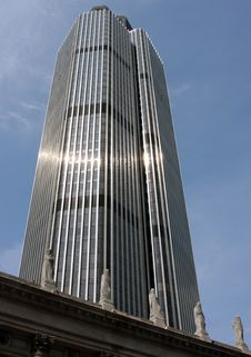 Free Natwest Tower Royalty Free Stock Image - 9034506